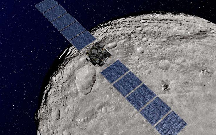 La Nasa a autorisé une deuxième extension de la mission Dawn autour de Cérès, le plus grand objet de la ceinture d'astéroïdes, située entre Mars et Jupiter. Les explications de Pierre Vernazza,...