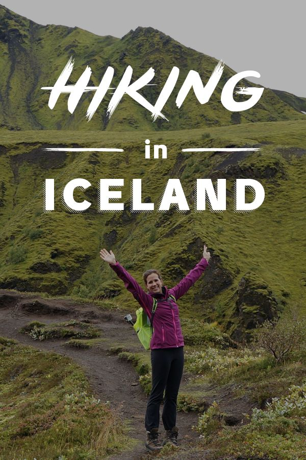 What to expect when you take an active vacation to Iceland - amazing travel photos to inspire your wanderlust