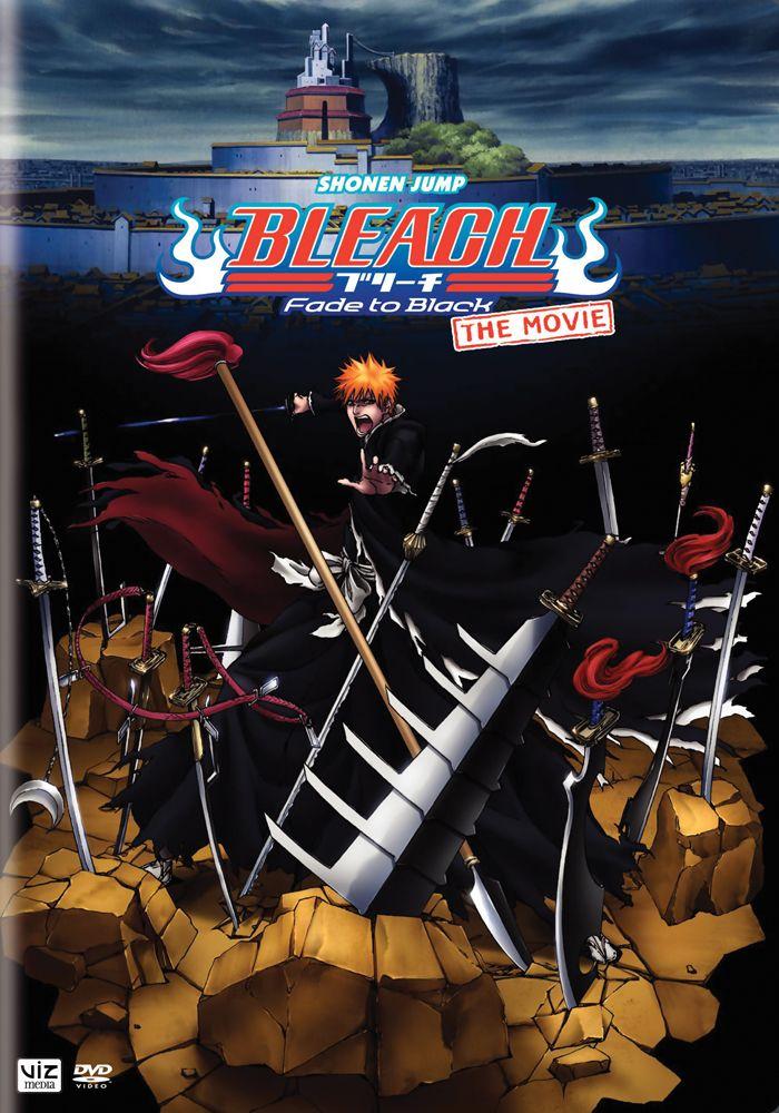 Bleach Fade to Black (Rating 13+) Bleach anime, Bleach