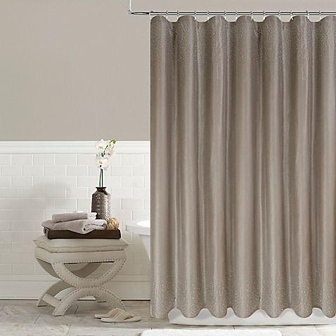 Twilight 72-Inch x 96-Inch Shower Curtain in Stone