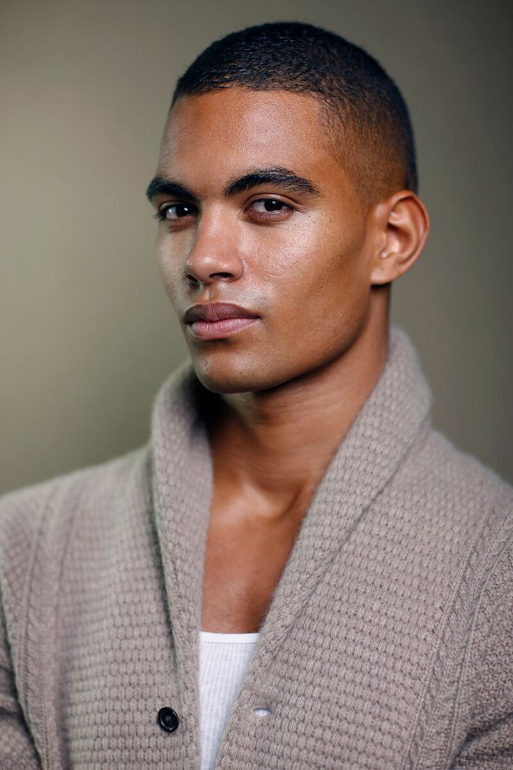 самые красивые мужчины афроамериканцы фото менее