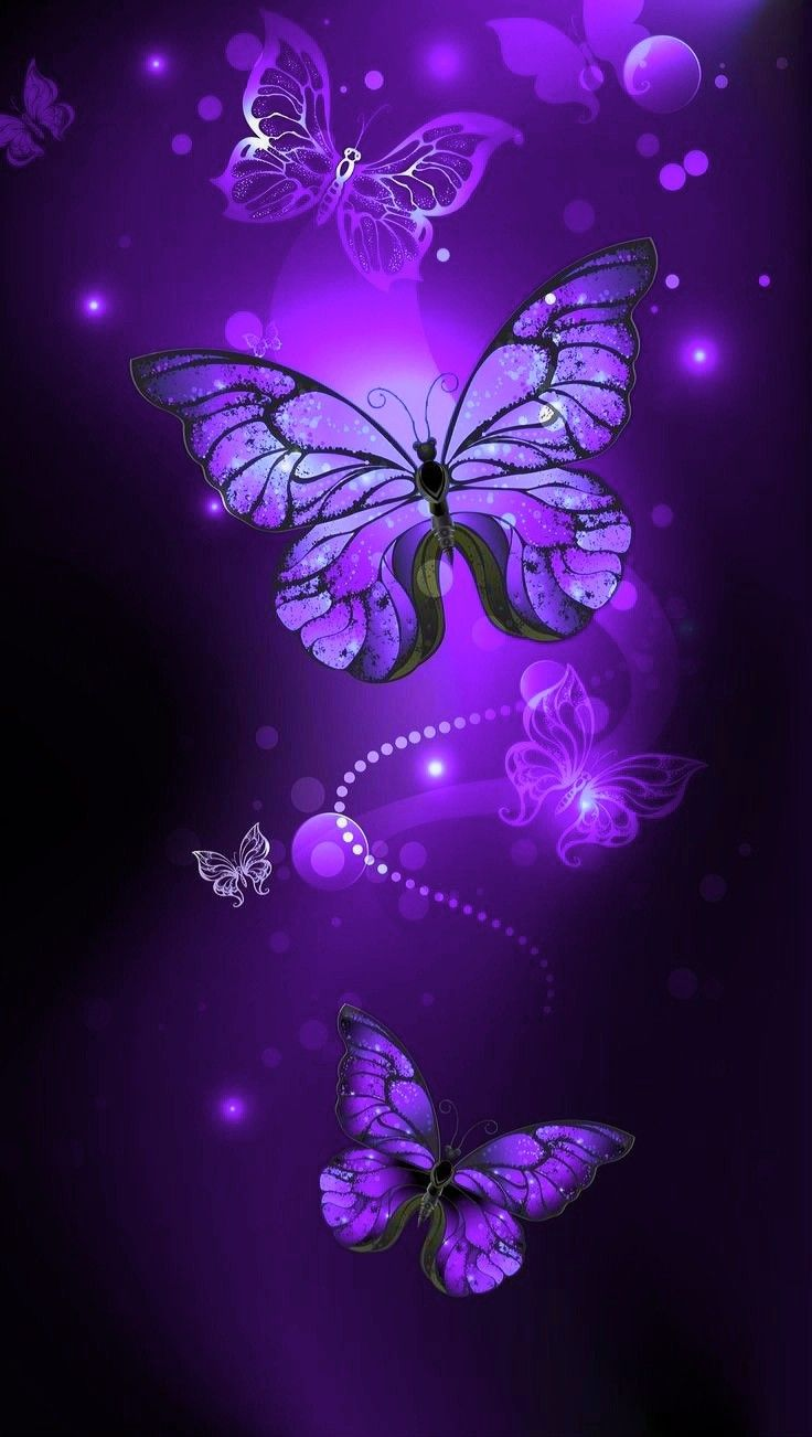 Pin By Shelia Edwards On Purple Butterfly Wallpaper Iphone Butterfly Wallpaper Pink Wallpaper Iphone