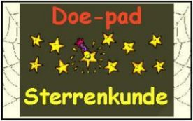 Doe-pad Sterrenkunde :: doe-pad-sterrenkunde.yurls.net