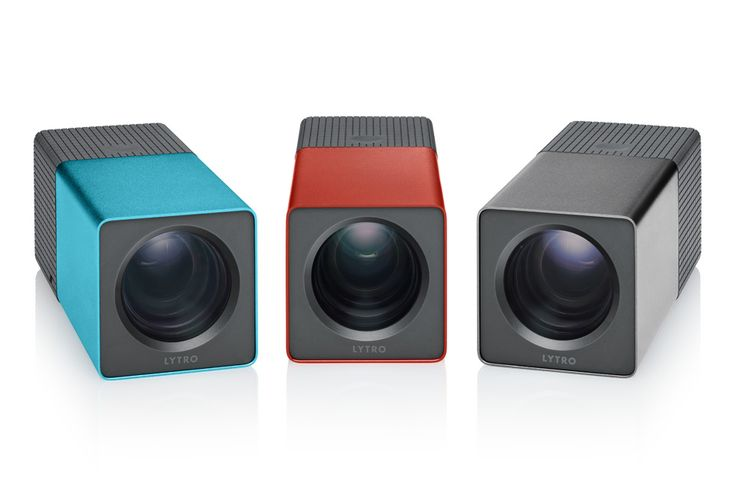 The Lytro Camera - Focus after the fact!  #microelectronics #design