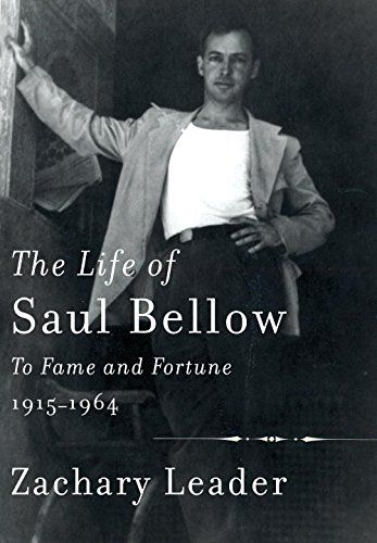 A tale half told? Zachary Leader's biography of Saul Bellow http://www.biographicalinquiries2.com/zachary-leaders-biography-of-saul-bellow
