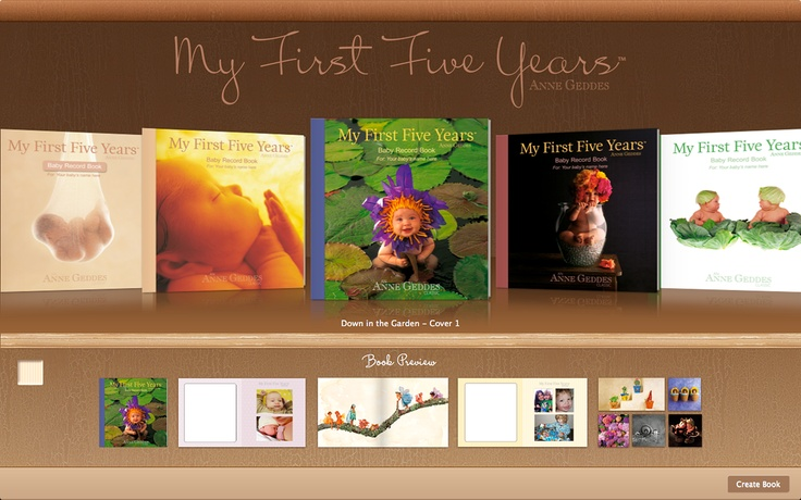 Screenshots from our new Mac App 'My First Five Years'.Anne Geddes, Geddes Photographers, Geddes Baby, Fotos Anne