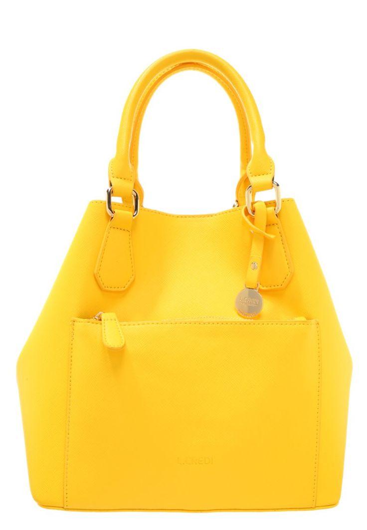 Diese Tasche macht richtig gute Laune! L.Credi Handtasche - gelb für 69,95 € (03.04.16) versandkostenfrei bei Zalando bestellen.