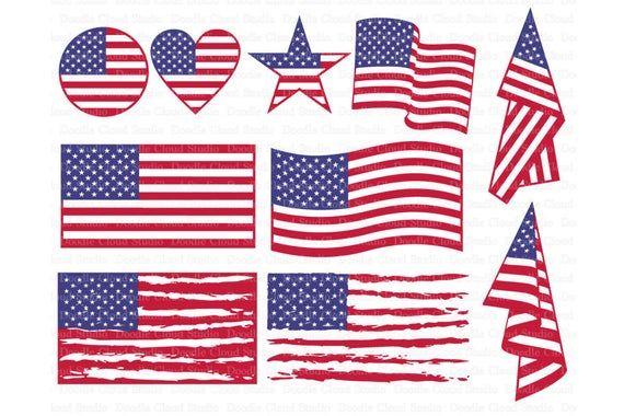 American Flag Svg Distressed Usa Flag Svg Patriotic Design Etsy In 2021 Flag Drawing American Flag Drawing American Flag Art