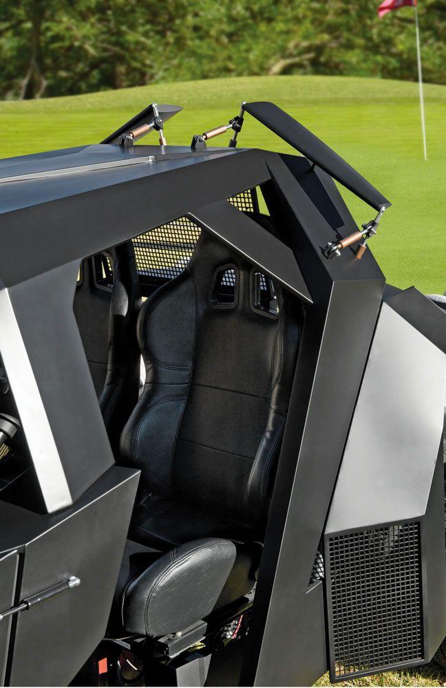 The Gotham Golfcart | DudeIWantThat.com