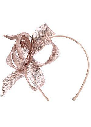 Metallic Headband Fascinator #kaleidoscope #wedding #weddingguest