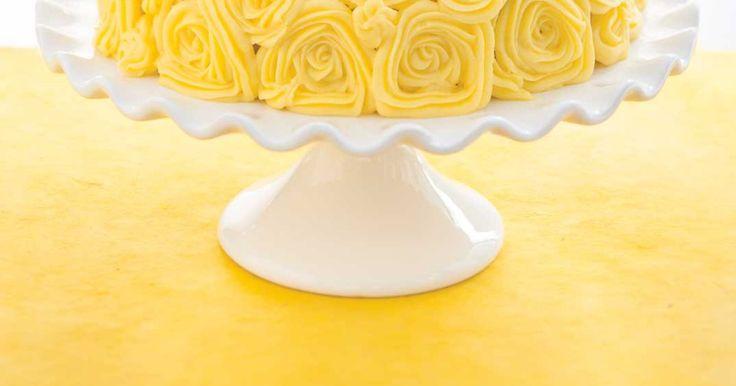 Gâteau à la vanille de base