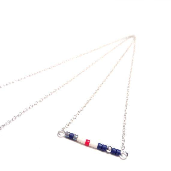 minimalistische ketting eenvoudige ketting parel delicate ketting sierlijke halsketting minimalistische sieraden