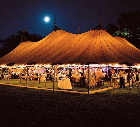 What Do We Do If It Rains? Outdoor Tent WeddingTent ...