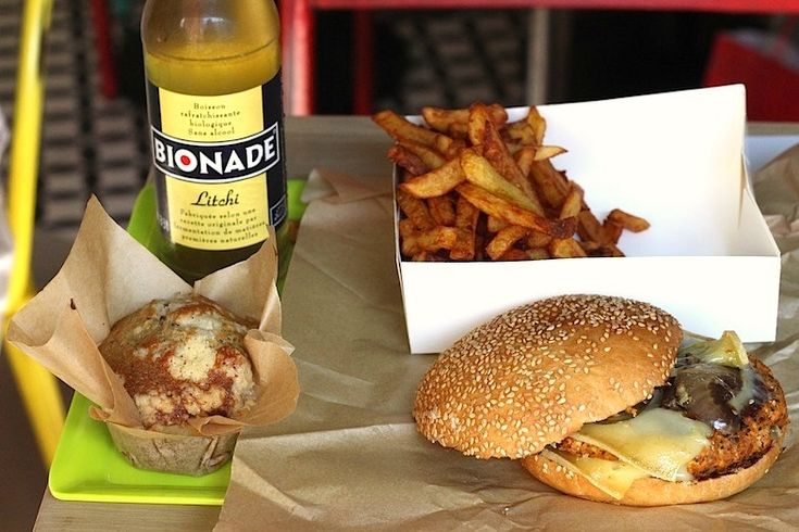 Bioburger, Paris