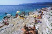 Plaże Chorwacji.