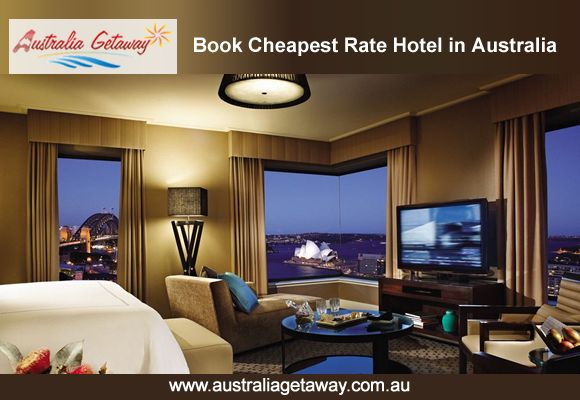 Book Cheapest Rate Hotel in Australia. Contact us at Australia Getaway - http://australiagetaway.com.au/hotels for booking your ‪#‎Hotel‬ in Australia and New Zealand...
