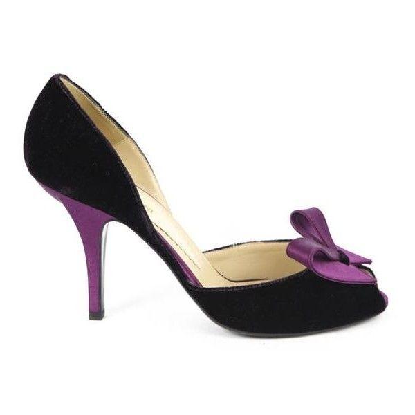 17 Best Ideas About Purple High Heels On Pinterest