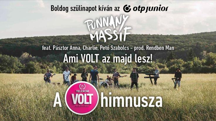 Punnany Massif feat. Pásztor Anna, Charlie, Pető Szabolcs(prod. Rendben ...