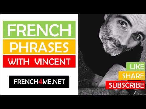 (1066) Learn French with phrases # Phrases 2051 - 2100 - YouTube