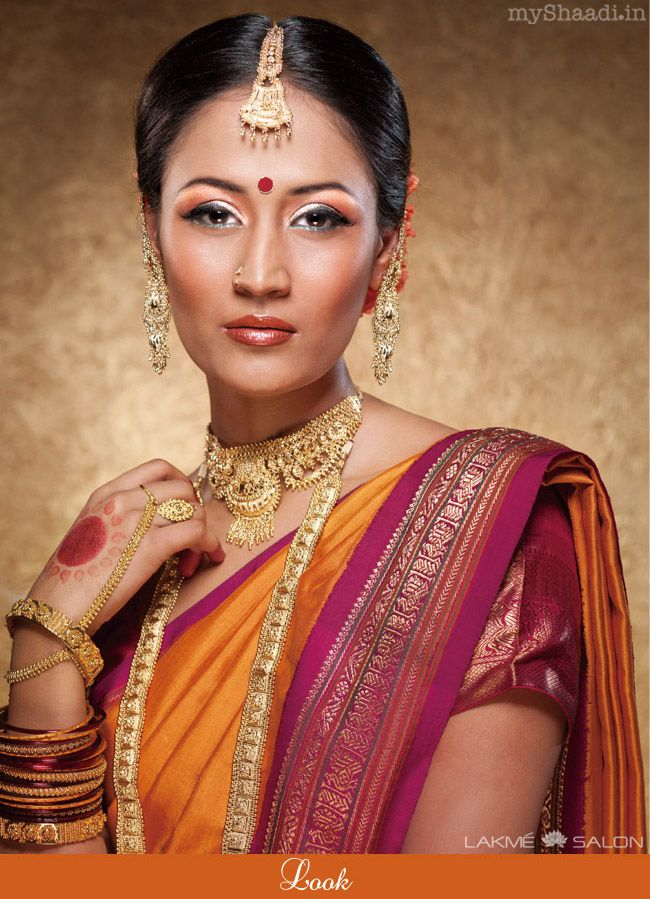 11 Best Images About Community Bridal Looks By Lakme Salon On Pinterest
