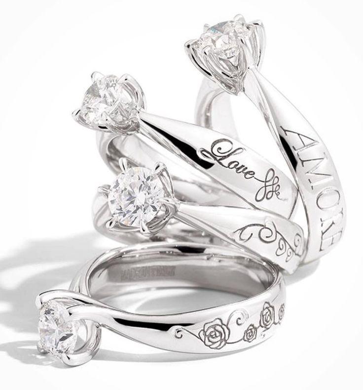 Recarlo collezione Florence personalizza il tuo solitario #diamond #shoppingtrieste #recarlo