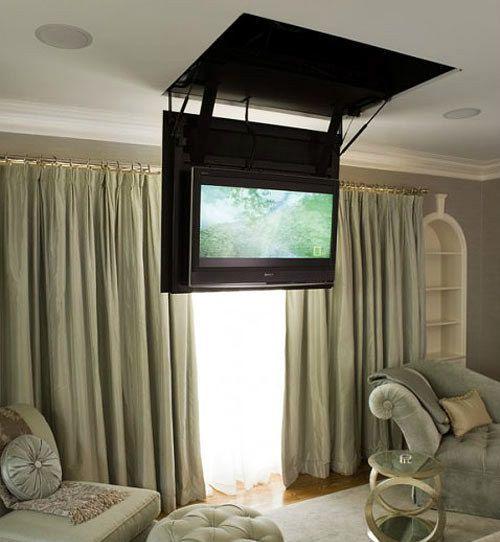 ber ideen zu fernseher verstecken auf pinterest wohnzimmer versteckter fernseher und. Black Bedroom Furniture Sets. Home Design Ideas