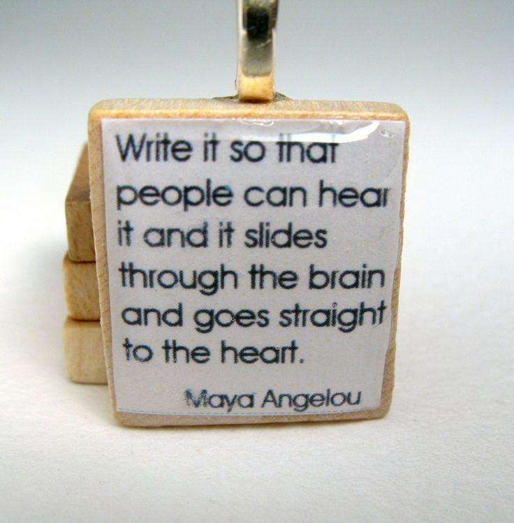 Short essays by maya angelou