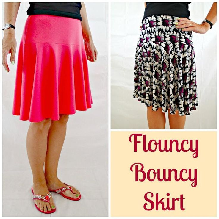 Looking for your next project? You're going to love Flouncy Bouncy Skirt by designer Deby Coles. - via @Craftsy
