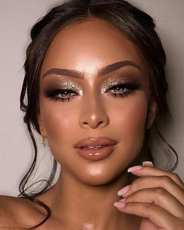 Maquiagem, maquiagem profissional, maquiagem para os olhos, maquiagem para festa, maquiagem para noivas, ma… | Maquiagem para meninas negras, Maquiagem para meninas