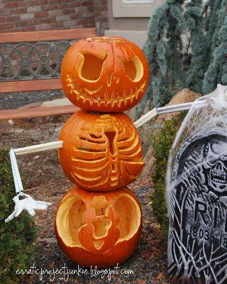 Happy Halloween!!!  Next years pumpkin :)
