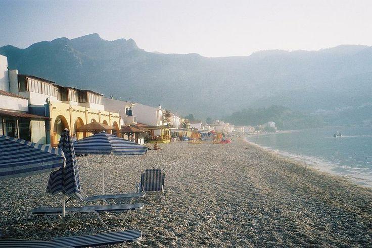 Everyone's still sleeping, early morning light @ Kokkari, Samos (Gr)