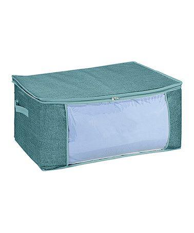 Look at this #zulilyfind! Faux Jute Blanket Bag #zulilyfinds