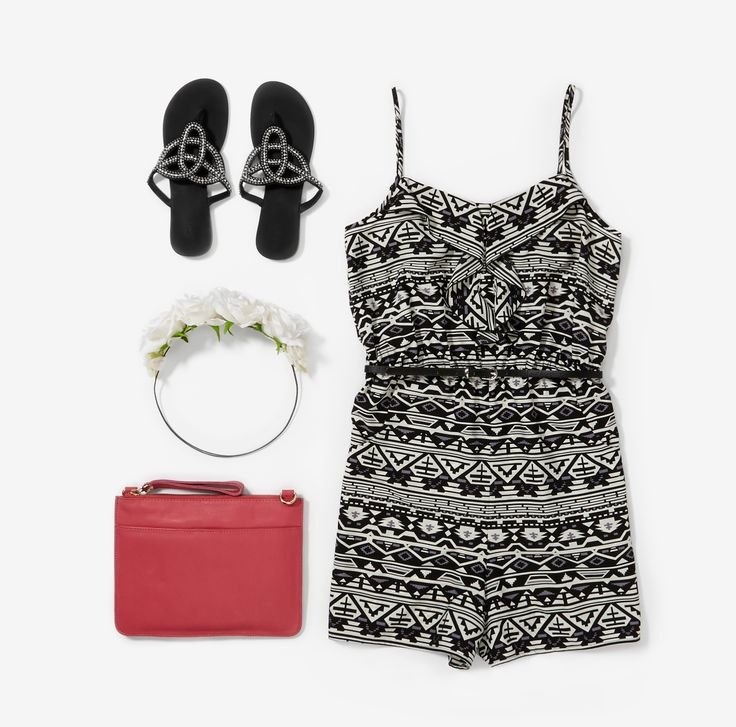 This outfit would be perfect for pretty much any festival but Glastonbury (come on, have you SEEN the weather forecast?) http://oasisstor.es/SunFun