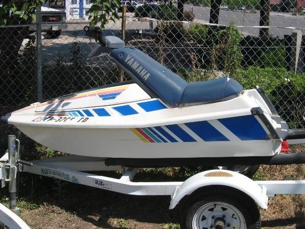 1988 #Yamaha #WaveJammer 500 #Boats - #Loveland, CO at #Geebo
