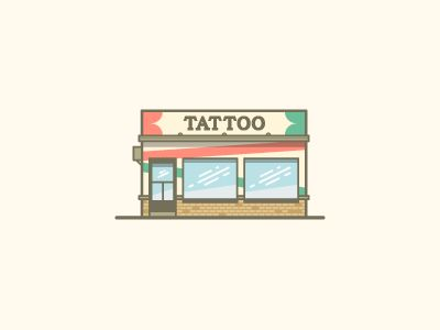 Tattoo Studio by miguelcm