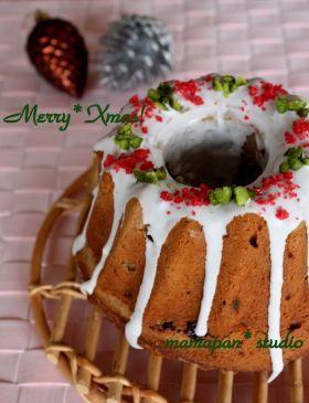 「【クリスマス】赤ワインの酵母クグロフ」 chi- | お菓子・パンのレシピや作り方【corecle*コレクル】
