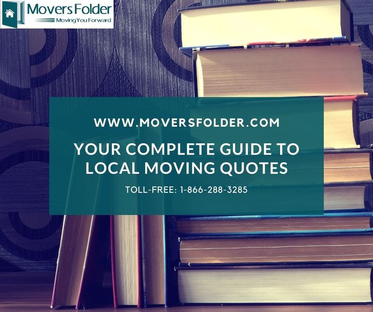 Find Local Movers Near You Get Free Moving Quotes With Images
