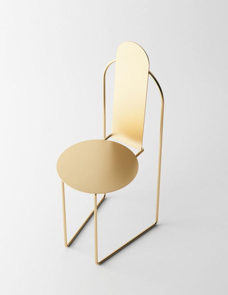 2016 Rio Olympics: a focus on Brazilian design pics:Pedro Paulø-Venzon chair Pudica - designer: Pedro Paulø-Venzon - See more at: http://magazine.designbest.com/