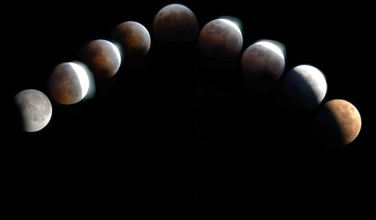 "The Science Behind the ""Blood Moon Tetrad"" and Why Lunar Eclipses Don't Mean the End of the World"