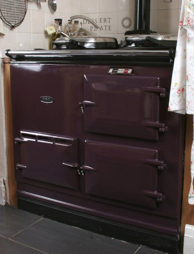 2 oven fully reconditioned 13 amp electric Aga