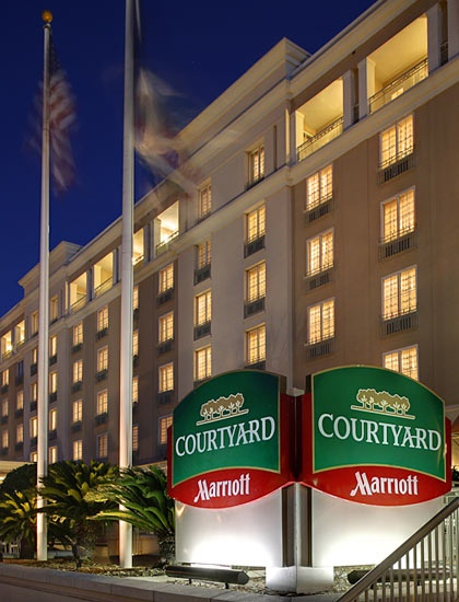 Courtyard by Marriott Historic District
