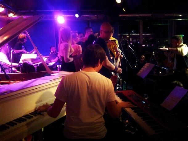 Prague's thriving jazz scene