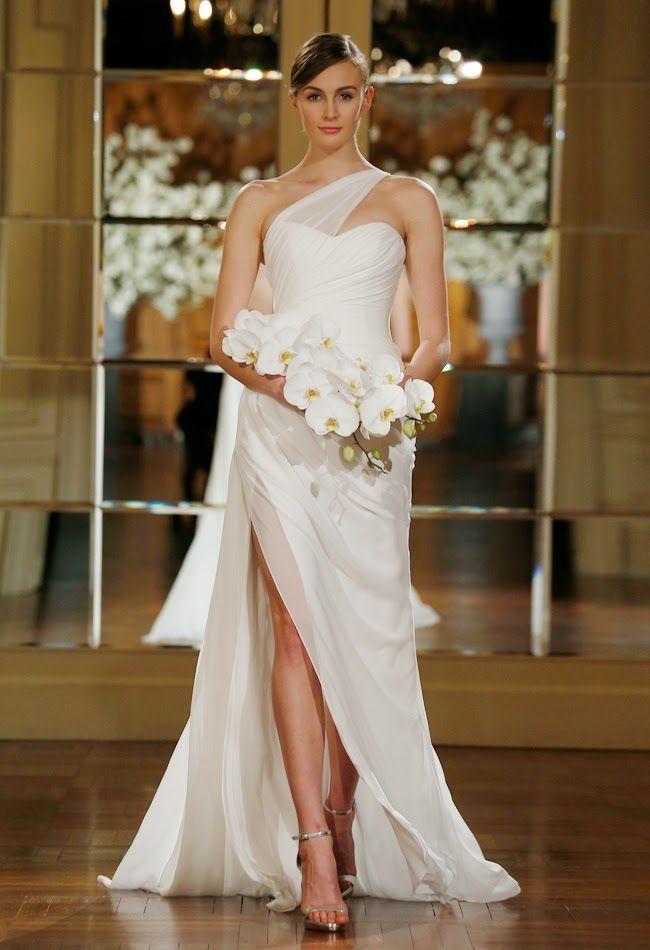 153 mejores imágenes de Vestidos de novia en Pinterest | Vestidos de ...
