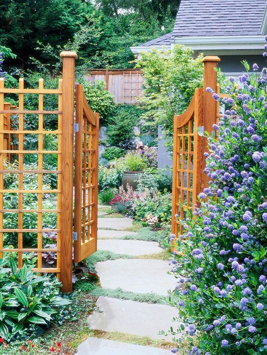 Path And Walkway Landscaping Ideas Gardens Moon Gate