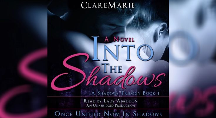 Hey guys, I'm SO excited to share with all of you that I have an audiobook releasing soon. The production finished yesterday so should be live on Audible, Amazon and iTunes soon. This is definitely a dream come true. 😀😍♥️🎉🎧📀📚📝  Below is the link to listen to the Exclusive Prologue Excerpt for Into The Shadows Book 1 in The Shadows Trilogy.  https://youtu.be/FBU1i3QXECo