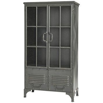 WOOOD metalen 2-deurs ladekast Nova 113,5x62x35,5 cm kopen? Verfraai je huis & tuin met Buffet- & vitrinekasten van KARWEI