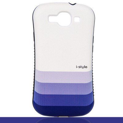 Llévalo por solo $20,600.Estuche de cubierta dura con estilo Relievo gradiente de PVC de protección para Samsung Galaxy S3 i9300.