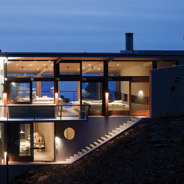 The Ocean House designed by Rob Mills