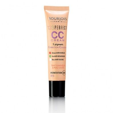 1,2,3 Perfect CC Cream #BourjoisFrenchChic