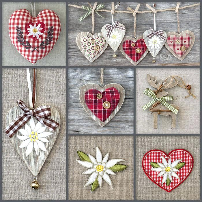 Country Christmas Decor Ideas Diy Country Christmas Decorations Pinterest Country Ornaments For Christmas Tree Country Christmas Ornament Craft Ideas